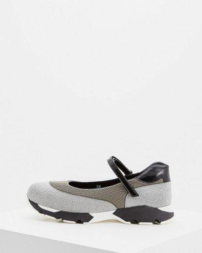 Туфли на каблуке осенние для офиса Marni
