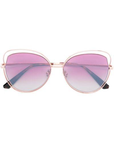 Солнцезащитные очки с градиентом розовый Bolon