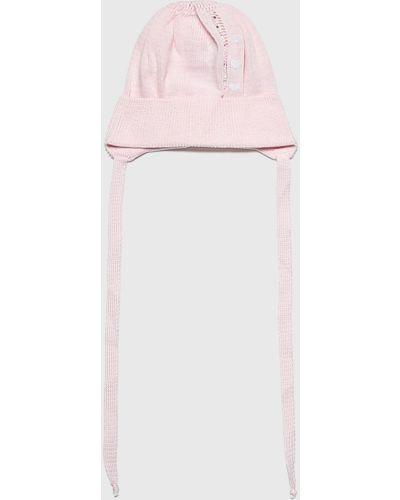 Шляпа розовый Jamiks