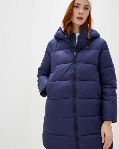 Утепленная куртка демисезонная осенняя Blauer