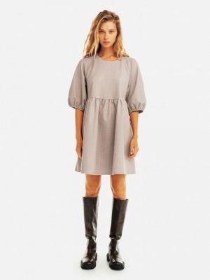 Прямое платье - бежевое Befree
