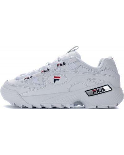Кроссовки белый Fila
