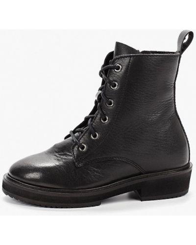Ботинки черные Mango Kids