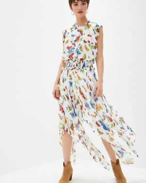 Платье - белое The Kooples