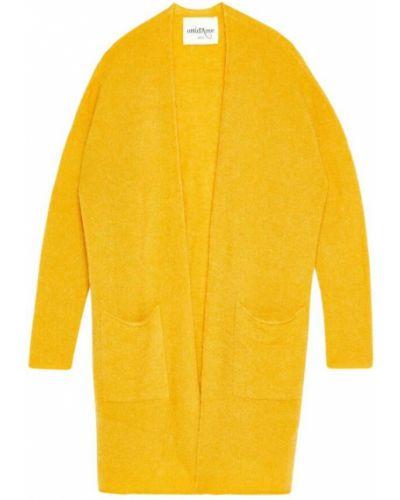 Żółty kardigan Ottodame