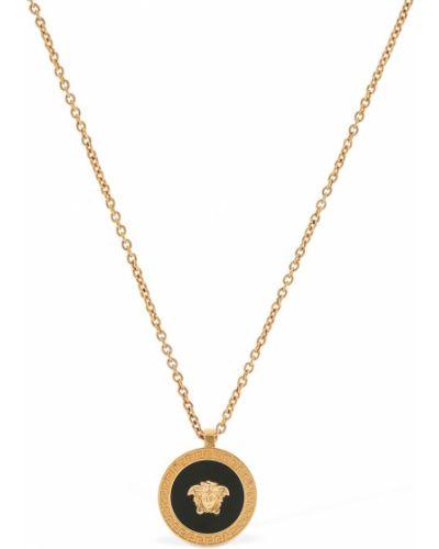 Naszyjnik, złoto Versace
