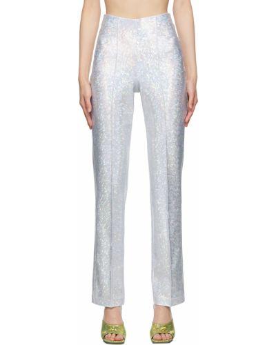 Spodnie z nylonu Saks Potts