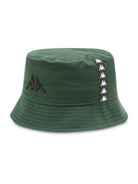 Kapelusz - zielony Kappa