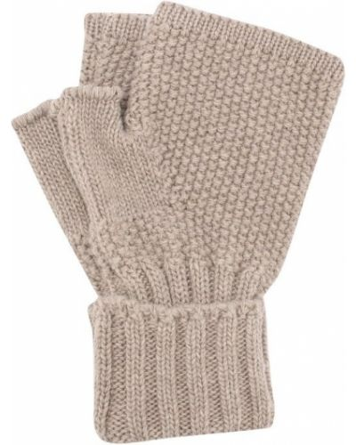 Перчатки вязаные с жемчугом Artiminesi
