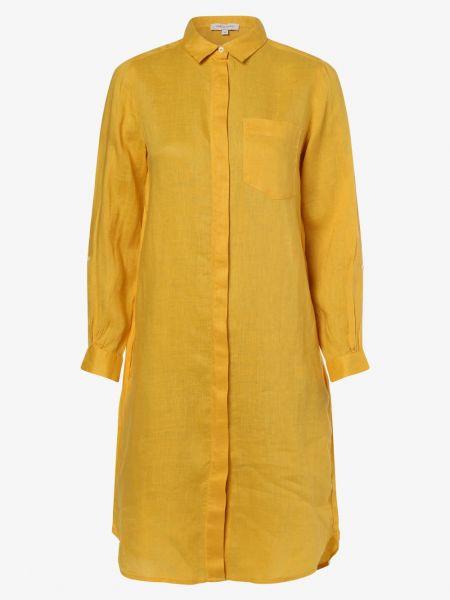 Żółta sukienka Apriori