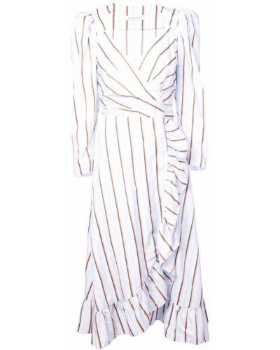 Платье миди с запахом Jill Stuart