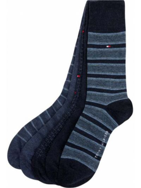 Bawełna bawełna niebieski skarpety Tommy Hilfiger