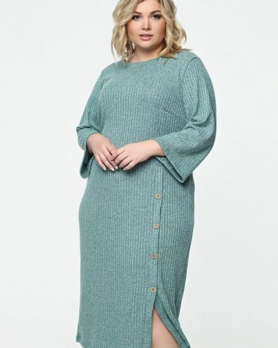Платье миди - бирюзовое Matilda