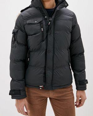 Зимняя куртка утепленная укороченная Geographical Norway