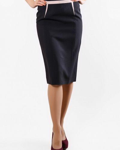 Черная юбка весенняя Sfn