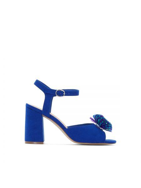 Босоножки на каблуке на широком каблуке Mademoiselle R