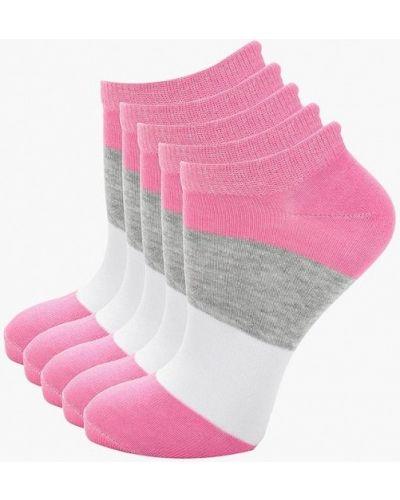 Розовый носки набор Alla Buone