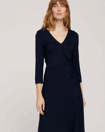Платье - синее Tom Tailor