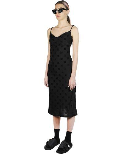 Czarna sukienka Misbhv
