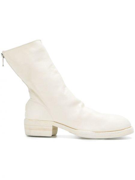 Buty skórzane Guidi