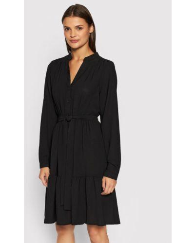 Sukienka - czarna Selected Femme