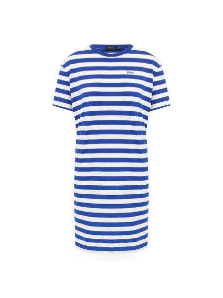 Теплое платье прямое мягкое Polo Ralph Lauren