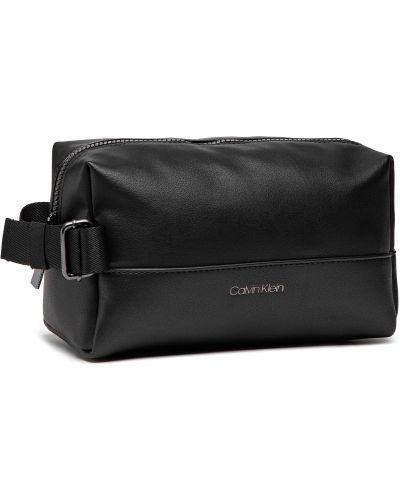 Kosmetyczka - czarna Calvin Klein