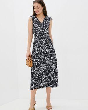 Повседневное платье синее весеннее Betty Barclay
