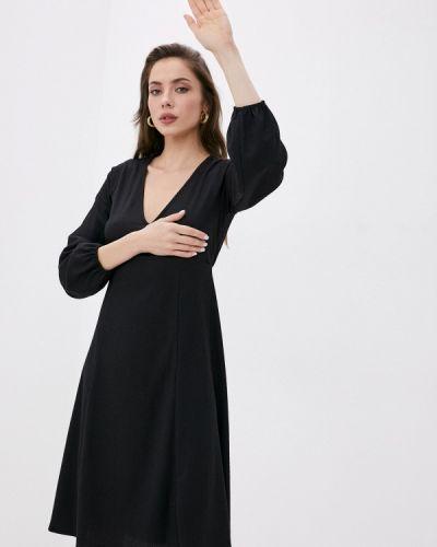 Повседневное черное платье Wallis