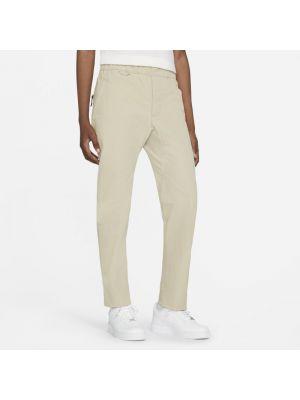 Klasyczne spodnie, brązowy Nike