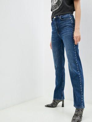 Прямые джинсы - синие The Kooples