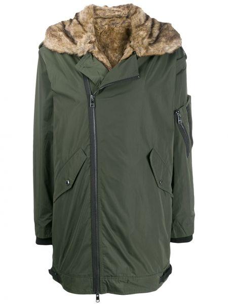 Акриловая длинное пальто Zadig&voltaire