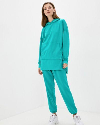 Костюмный зеленый спортивный костюм Sahera Rahmani
