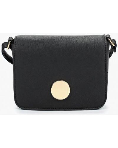 Черная сумка Piazza Italia