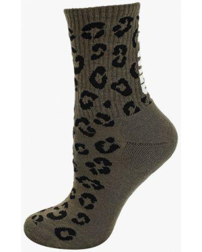 Зеленые носки Calzedonia
