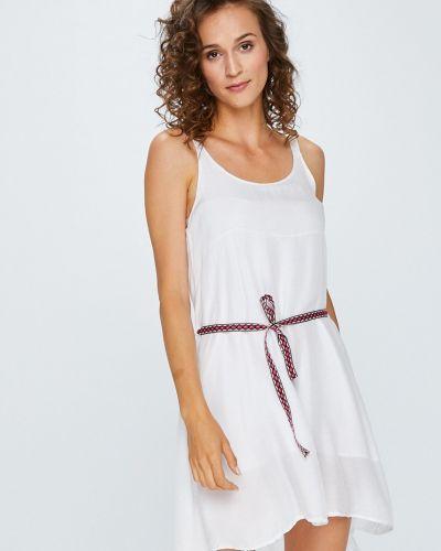 Платье мини на бретелях прямое Answear