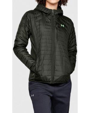 Утепленная куртка хаки Under Armour
