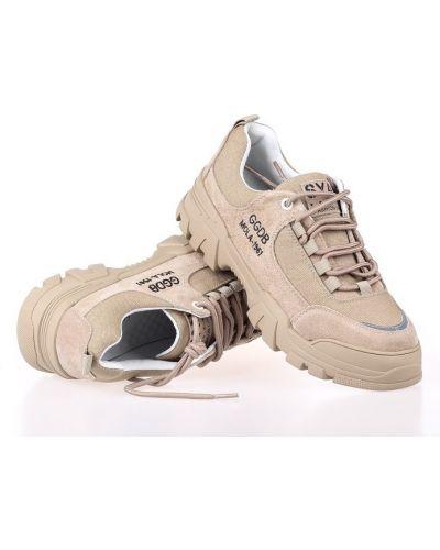 Зеленые кроссовки Lonza
