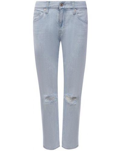 Голубые джинсовые джинсы Ag