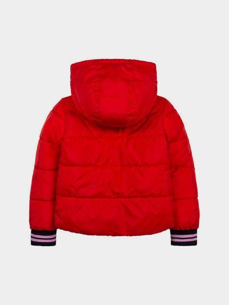 Красная зимняя куртка Dkny