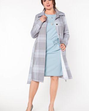 Пальто летнее на кнопках Virgi Style