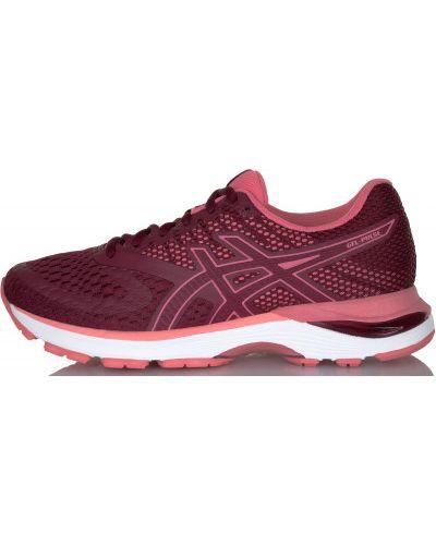 Розовые кроссовки для бега Asics