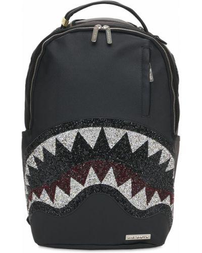 Рюкзак - черный Sprayground