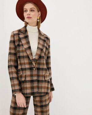 Пиджак - коричневый Soaked In Luxury