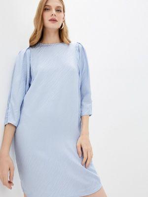 Прямое платье - голубое Twist & Tango