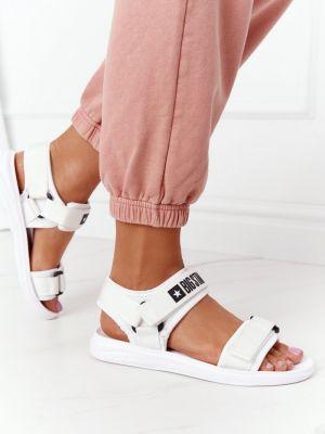 Sandały sportowe - białe Kesi