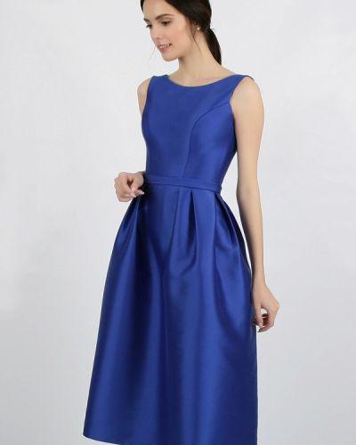Вечернее платье - синее Miodress
