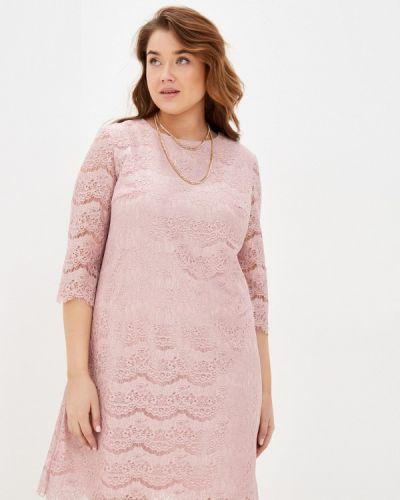 Вечернее платье - розовое Shovsvaro