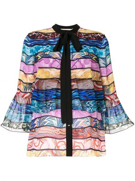 Блузка с рукавом-колоколом Mary Katrantzou