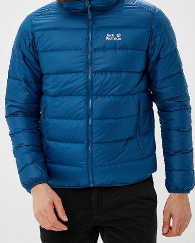 Зимняя куртка осенняя укороченная Jack Wolfskin